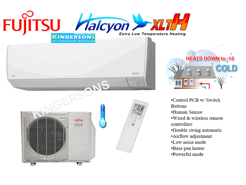 Fujitsu Air conditioner Dc inverter Manual