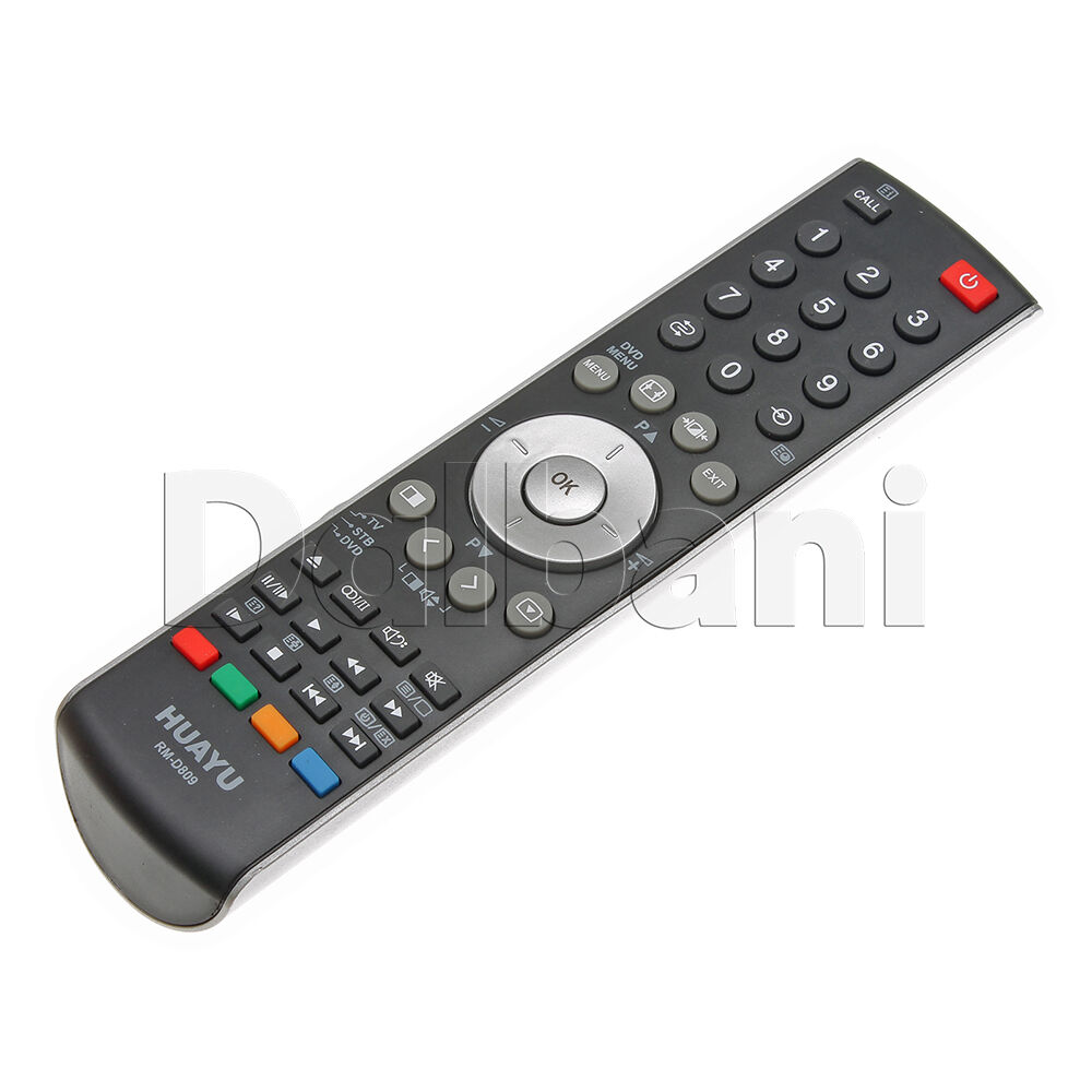 rm d809 universal tv remote control huayu lcd tv dvd toshiba ebay. Black Bedroom Furniture Sets. Home Design Ideas