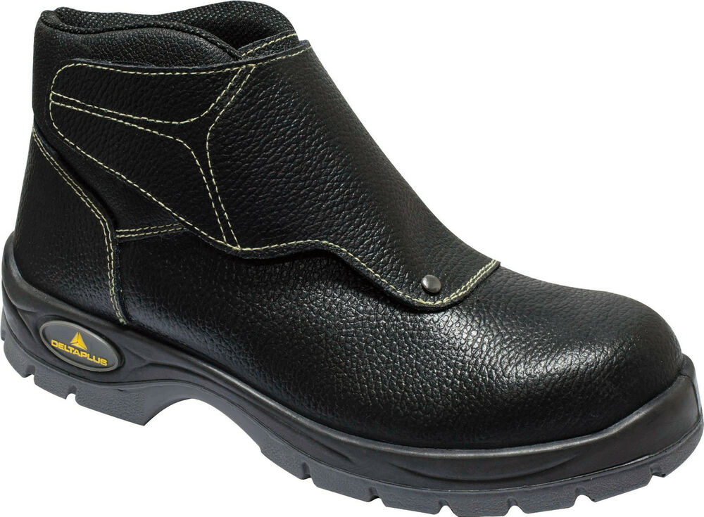 Black Women Safety Shoes