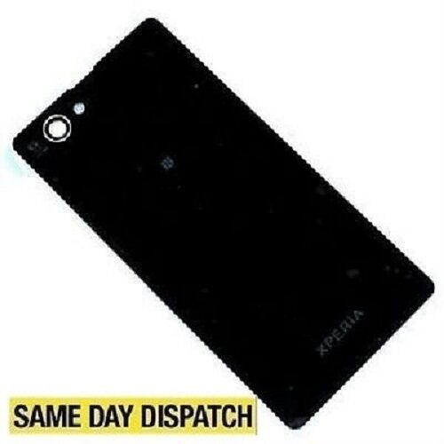 Replacement Battery Back Rear Glass Cover Panel for Sony ...