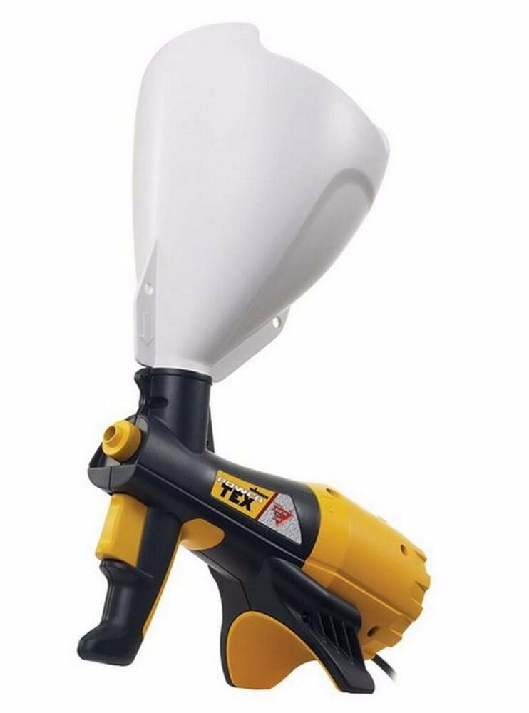 Wall Or Ceiling Electric Texture Spray Gun Wagner Power