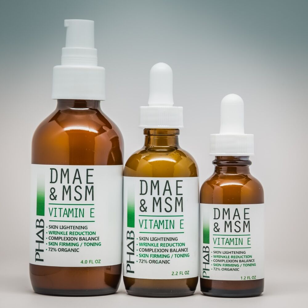 What is dmae in skin care