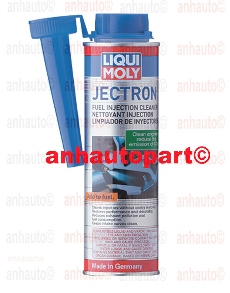 gasoline fuel additive liqui moly jectron fuel injection cleaner 300 ml 2007 ebay. Black Bedroom Furniture Sets. Home Design Ideas