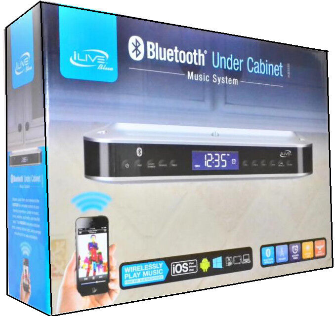 Under Cabinet Kitchen Television Wireless