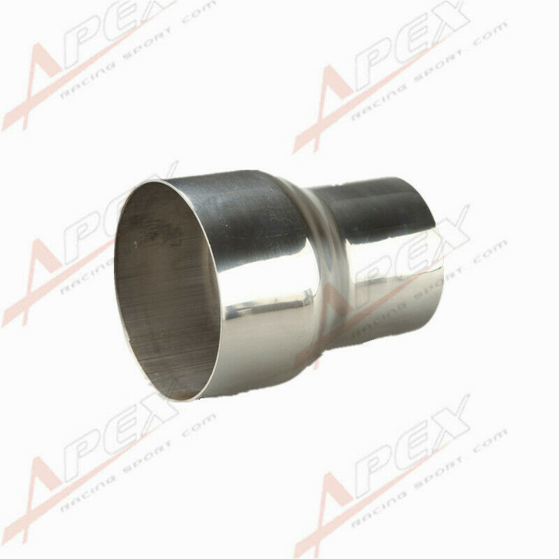 2 75 Quot To 3 Quot Inch Weldable Turbo Exhaust Stainless Steel