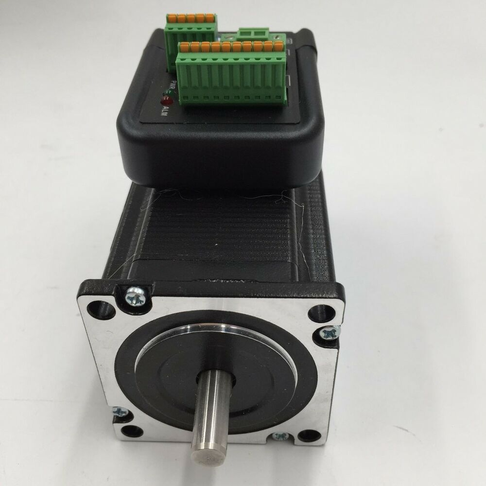 Hybrid NEMA23 Integrate Closed Loop Stepper Motor Drive 2NM Position Encoder 36V | eBay