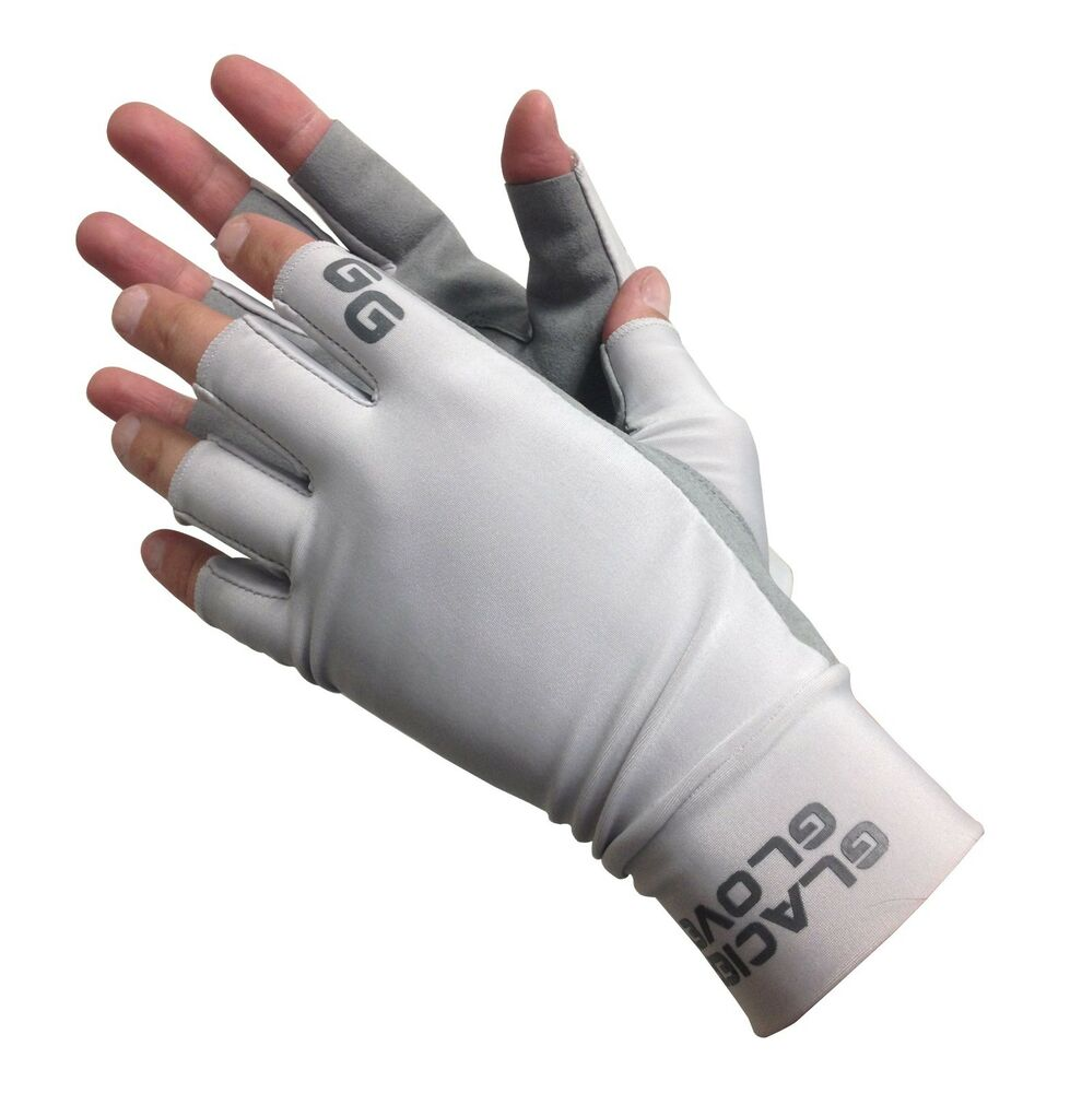 ascension bay sun gloves glacier glove uv protection fly