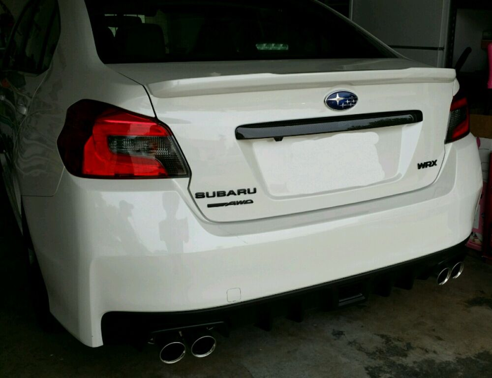 2015 2016 2017 subaru wrx wrx sti tail light tint. Black Bedroom Furniture Sets. Home Design Ideas