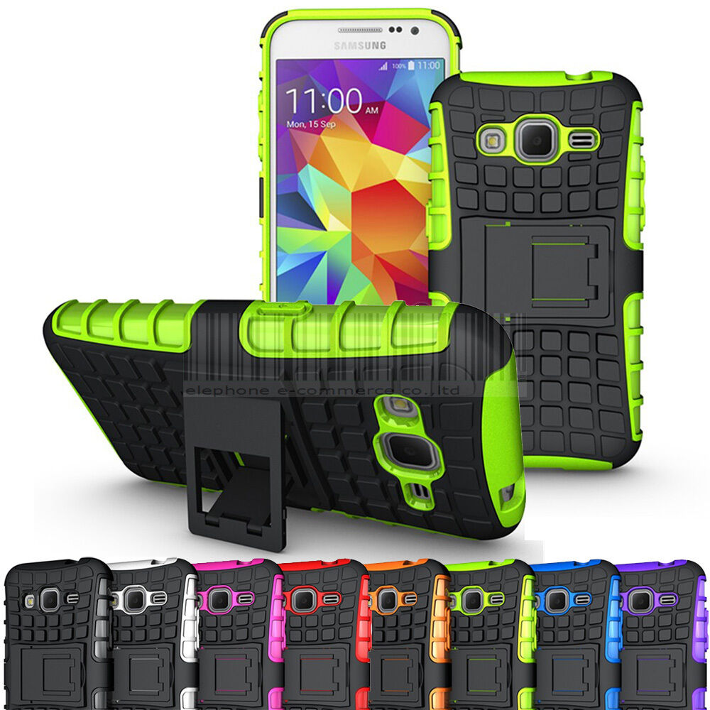 ... Hybrid Hard Case Cover For Samsung Galaxy Core Prime G360 LTE : eBay