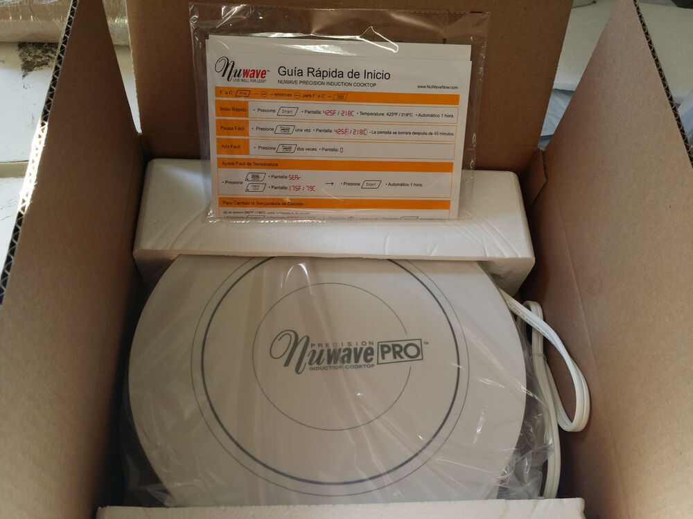 Koblenz Countertop Stove : NUWAVE PIC PRO1800 WATTS HIGHEST POWERED 12.2 inch INDUCTION COOKTOP ...