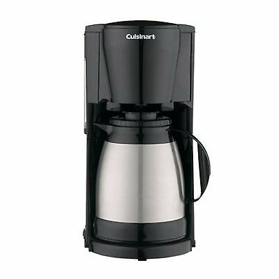 Coffee Maker With Thermal Carafe And Single Serve : Cuisinart DTC-800 Automatic Brew and Serve 8-Cup Thermal Coffeemake eBay