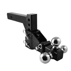 Kyпить HD 3 BALL ADJUSTABLE DROP-TURN TRAILER TOW 2