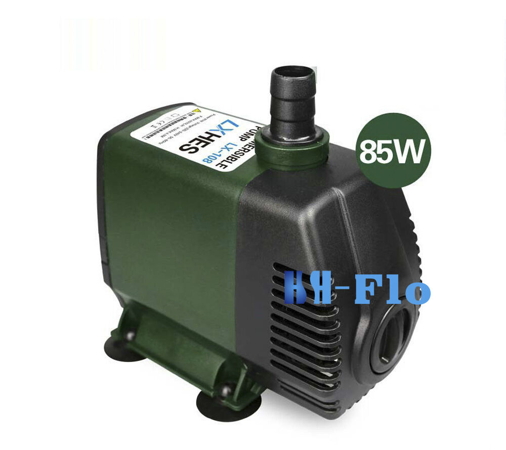 Submersible water pump for aquarium fish tank pond for Fish pond pumps