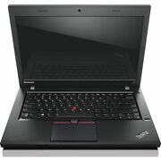 "Lenovo ThinkPad L450 20DT001DUS 14"" Notebook: Intel Core i5 i5-4300U1.90 GHz, 8GB DDR3L SDRAM RAM, 256GB SSD, Intel HD Graphics 4400, Win 7 Pro $500 + FS!"