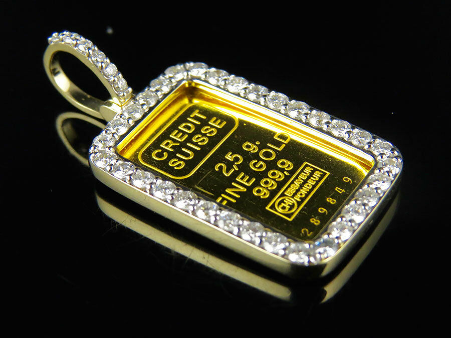 24k Yellow Gold Fine Gold 2 5 G 9999 Credit Suisse