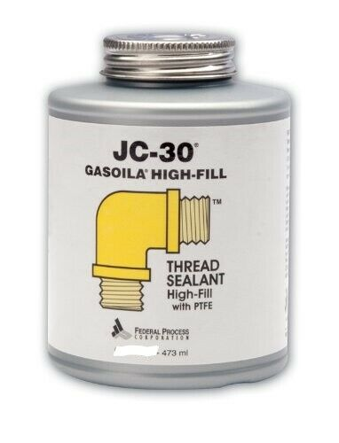 Gasoila nt thread sealant for industrial use with brush in