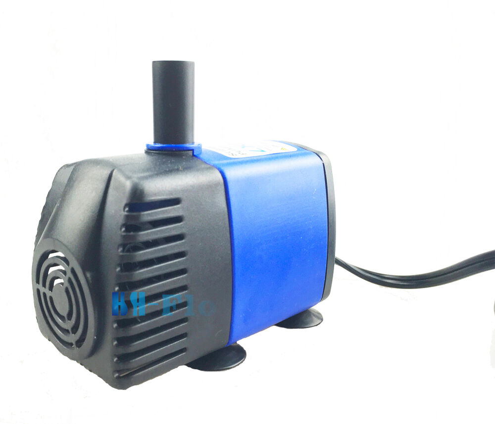 110 240v 750l h submersible water pump for aquarium fish for Water pump for fish tank