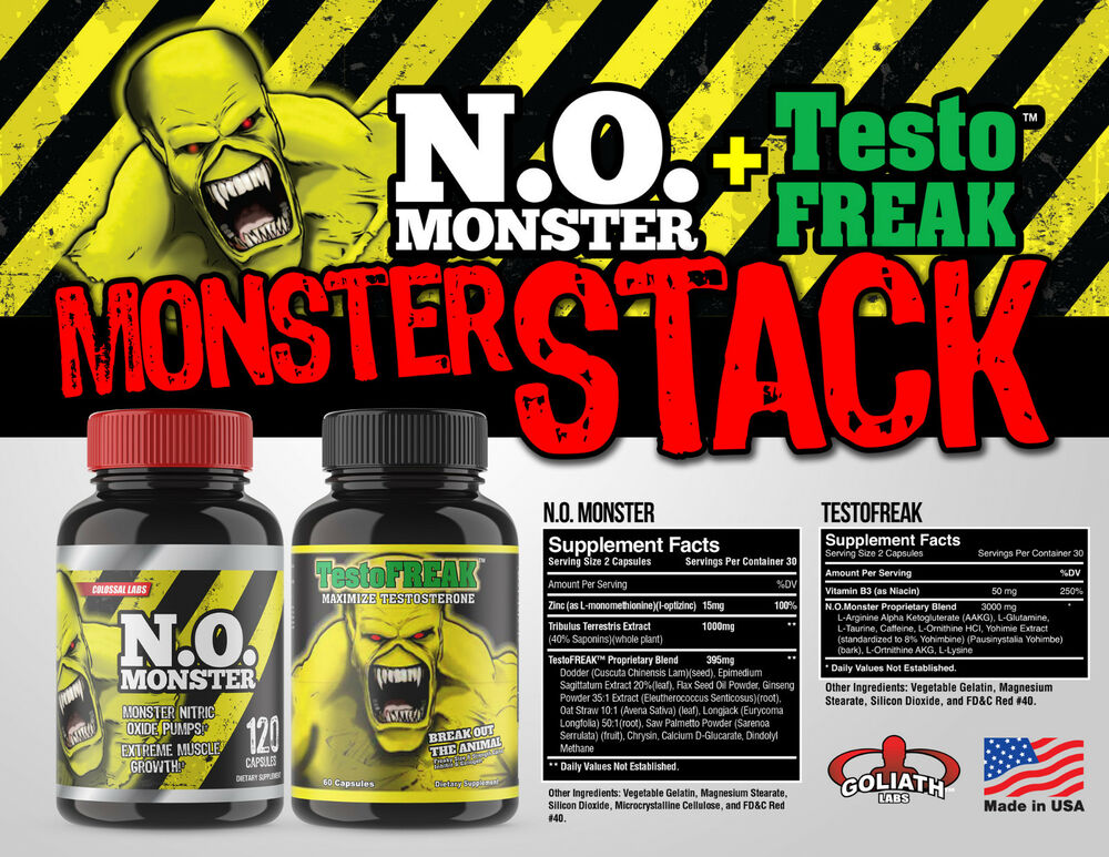 Monster Stack