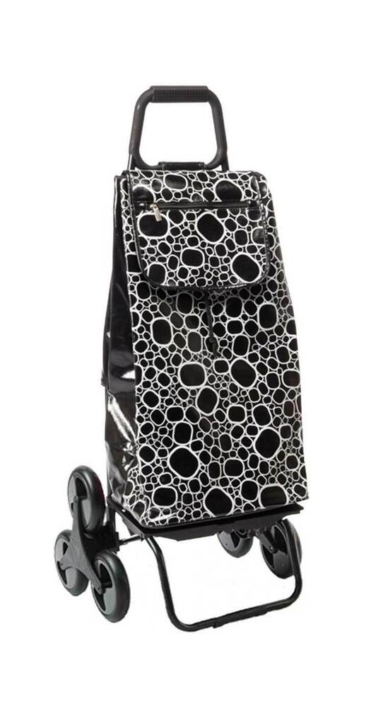 carlux galets caddie chariot courses 6 roues ebay. Black Bedroom Furniture Sets. Home Design Ideas