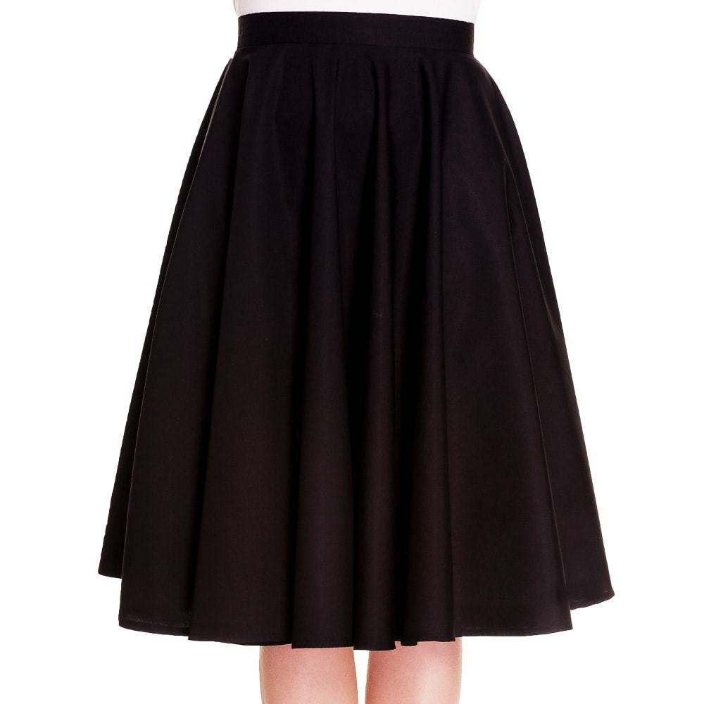 how to make a 50s skirt