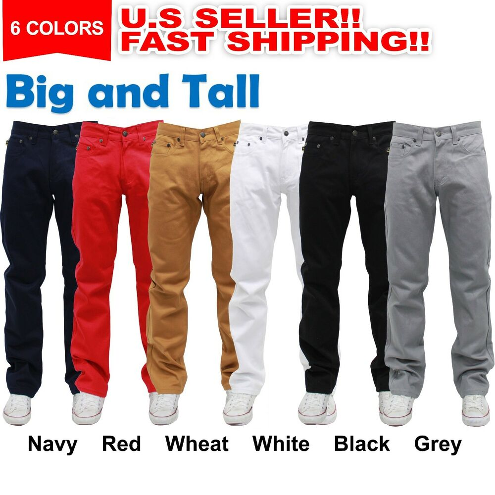 Big And Tall Designer Jeans For Men