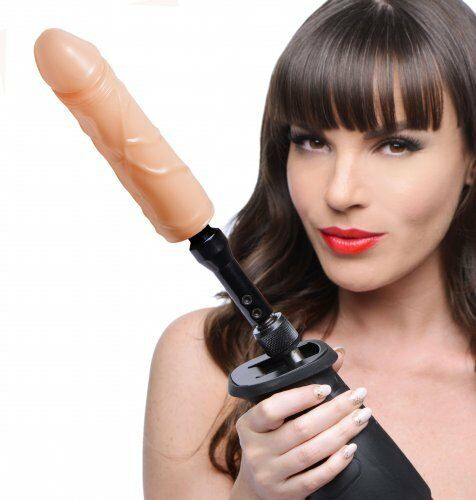 Using a dildo with a sawsall