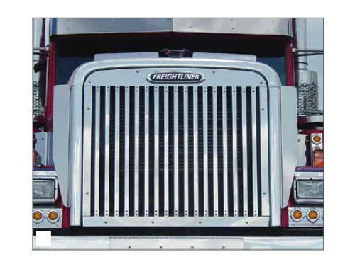 Fld 120 Accessories : Freightliner classic xl fld replacement grill insert