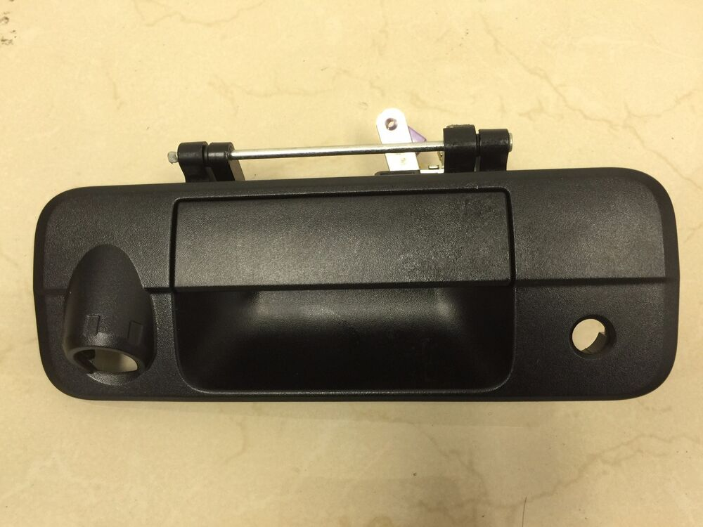 2007 13 Toyota Tundra Tailgate Handle Rear Back Latch W