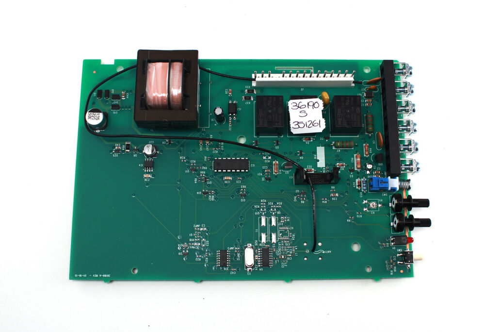 Genie Garage Door Opener Sequencer Board 20380s 36190s S