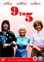 9 TO 5 - NINE TO FIVE - DOLLY PARTON - NEW / SEALED DVD - UK STOCK
