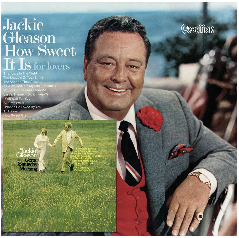 Details about  Jackie Gleason &His Orchestra -Come Saturday Morning &How Sweet it is for Lovers