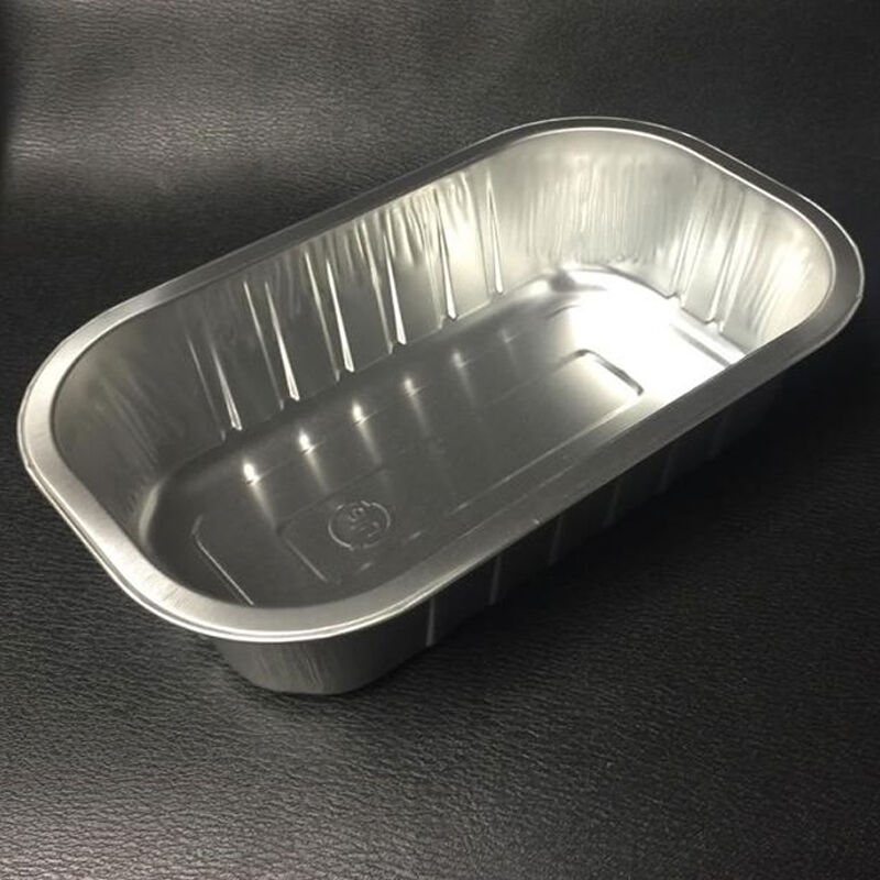 Aluminium Foil Tin Strong Disposable Baking Tray Loaf
