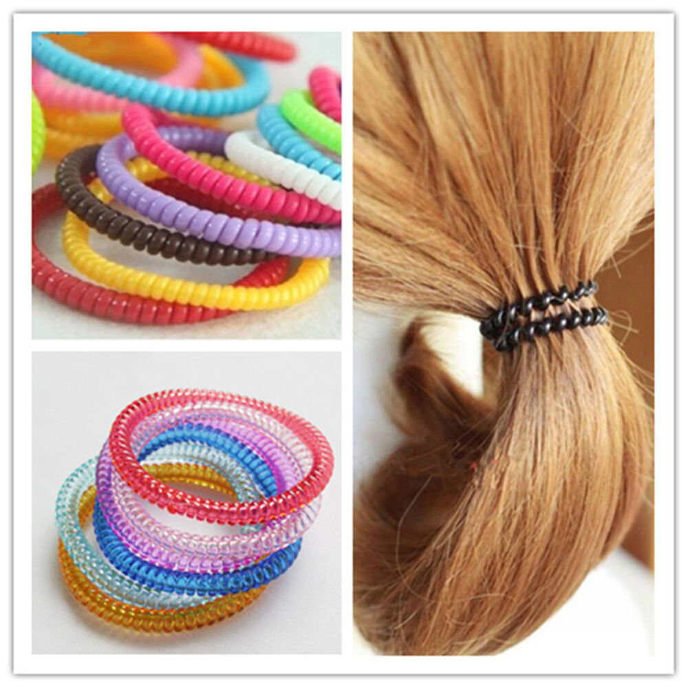 how to make hair bands elastic