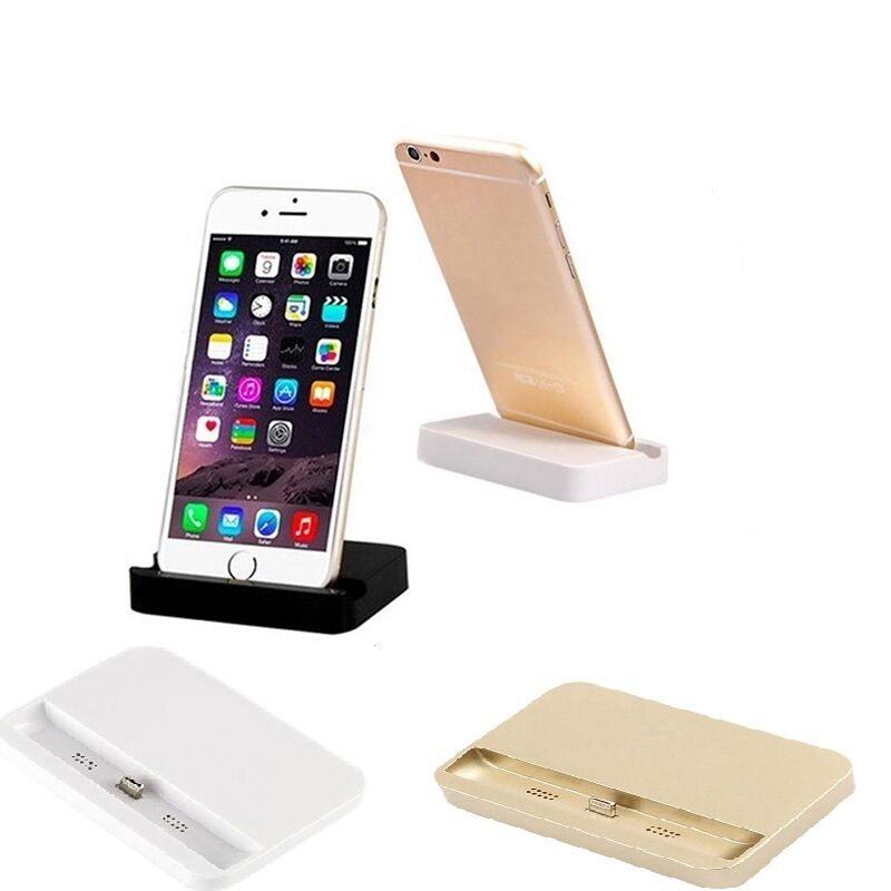 iphone 6 docking station charger dock station cradle charging sync stand for 3077