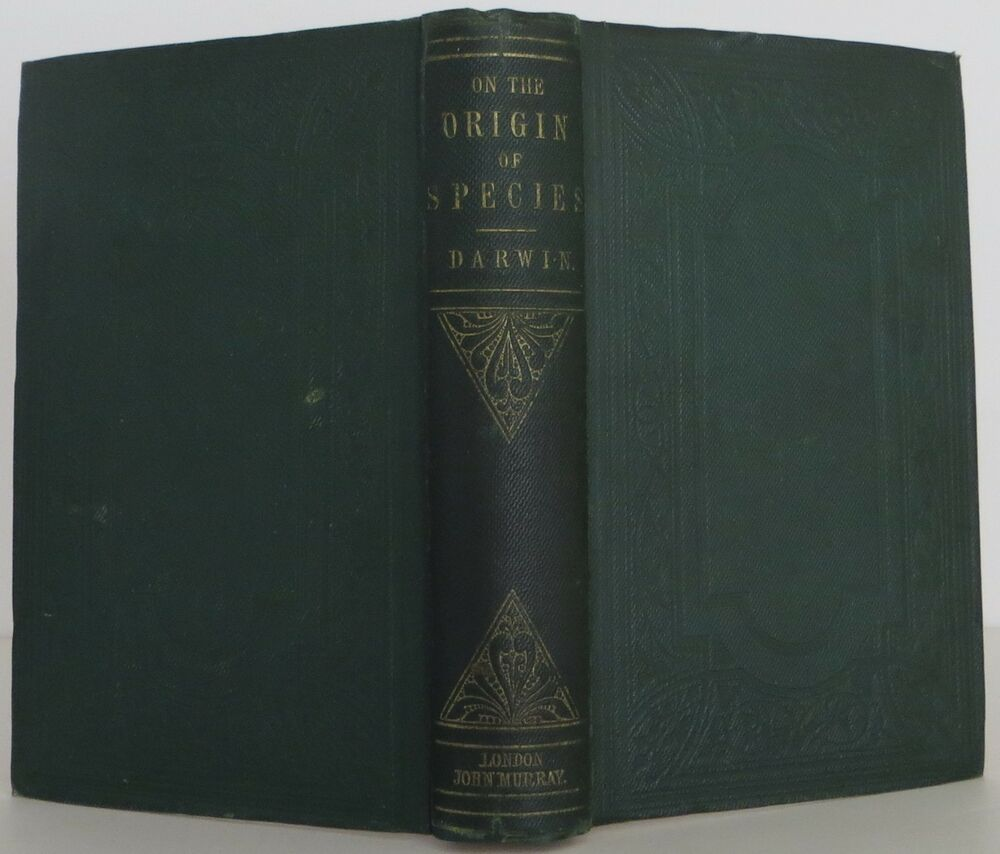 charles darwin on the origin of Origin of species 150th anniversary edition charles darwin alachua, florida 32615 the special introduction by ray comfort.