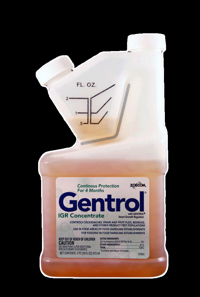 Zoecon Gentrol Igr Insect Growth Regulator Bedbug Roach
