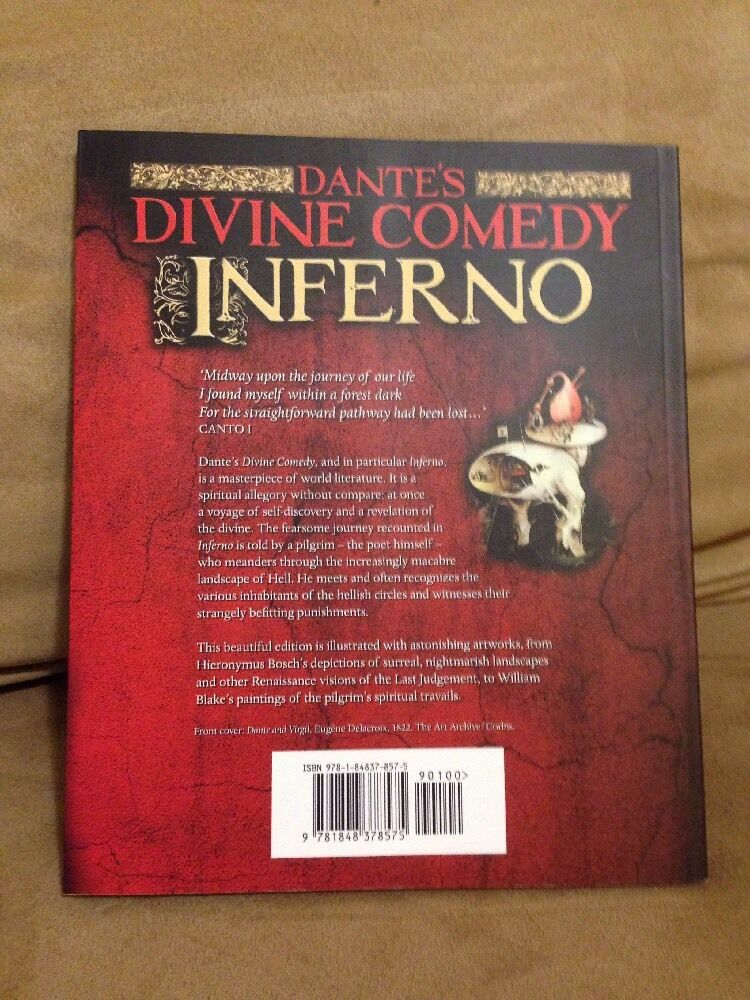 divine comedy synopsis