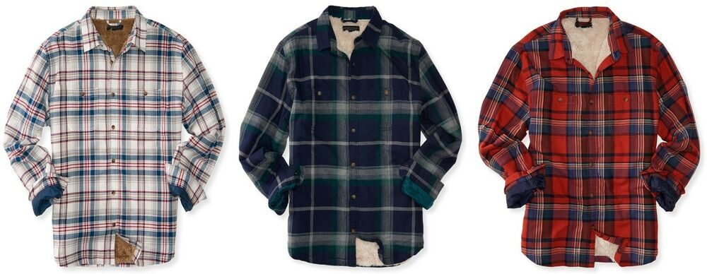 Flannel Lined Jacket