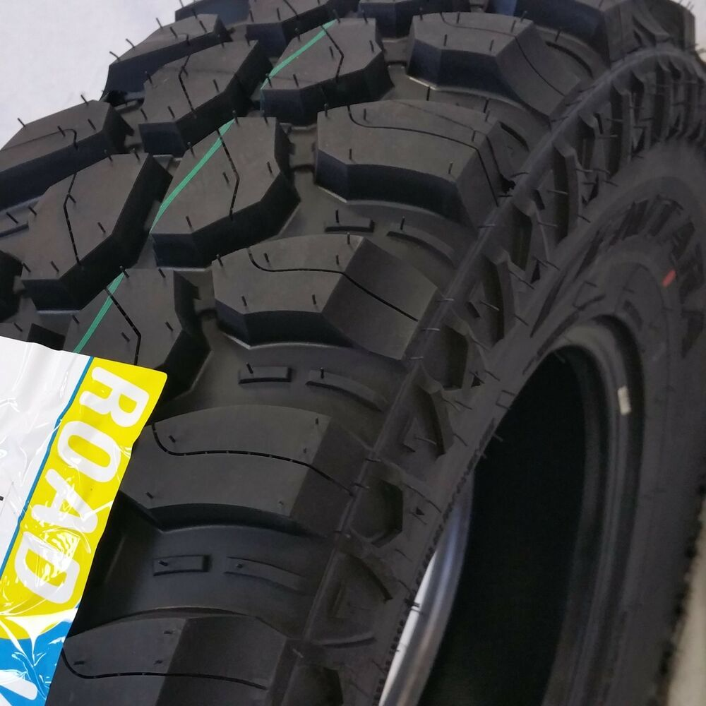 1 Tire Lt 235 85r16 All Terrain Ct Mud Off Road Mt 200
