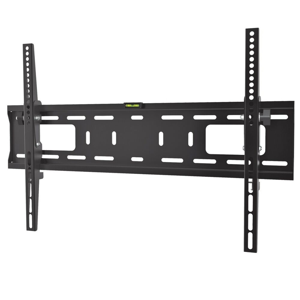 lcd led tv wall mount for vizio sony philips lg tcl 40 43 49 50 55 58 60 65 70 ebay. Black Bedroom Furniture Sets. Home Design Ideas