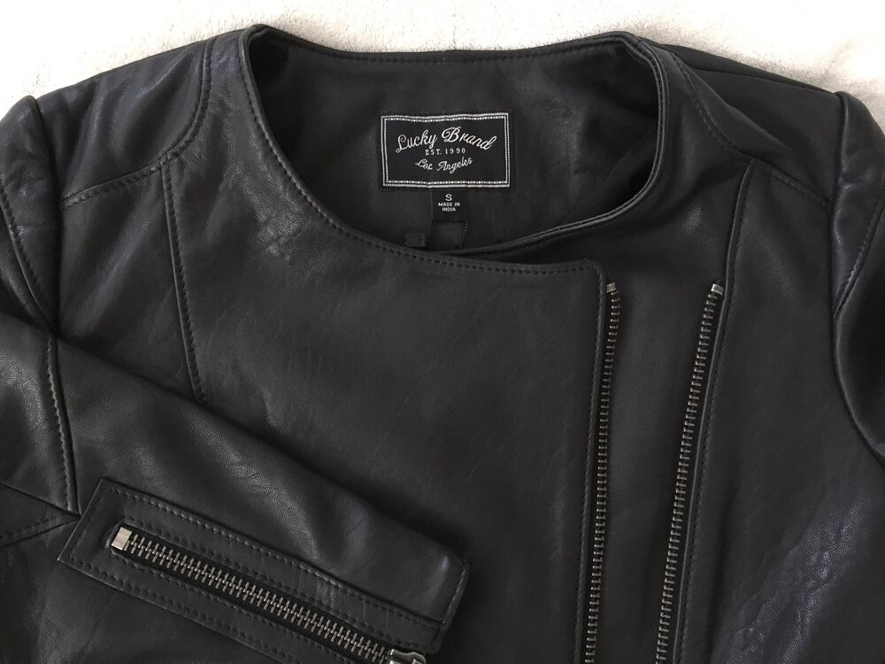 Lucky brand leather jackets