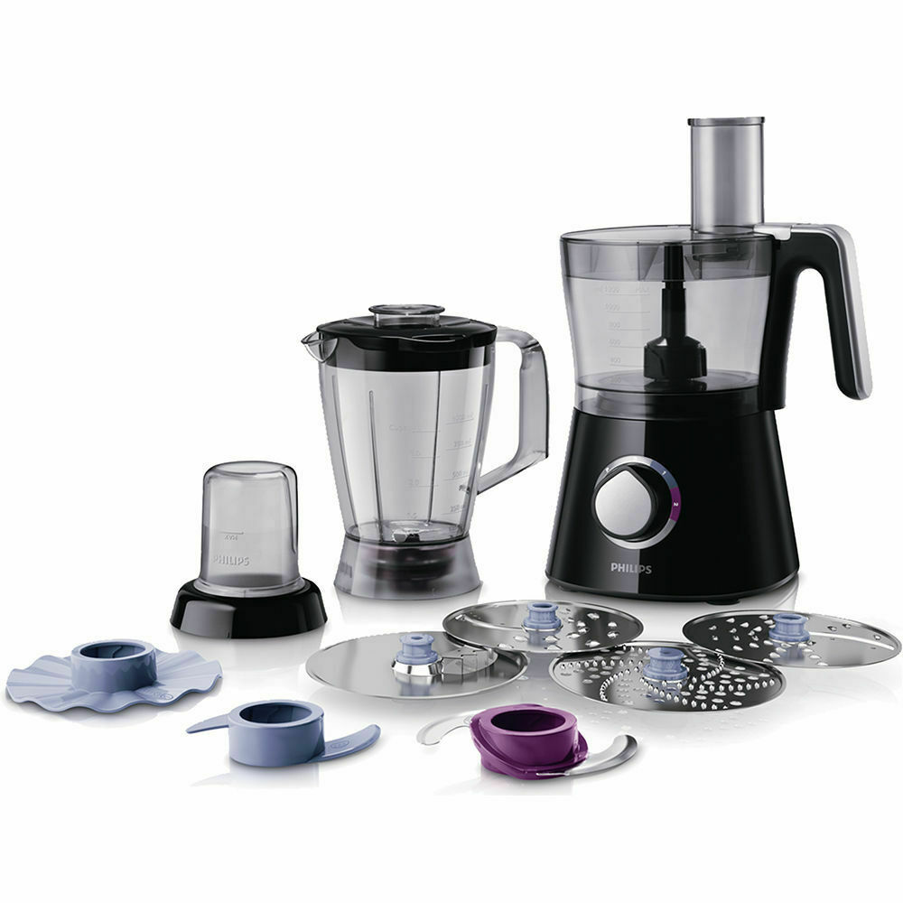 Philips Food Processor Blender Hr Ebay
