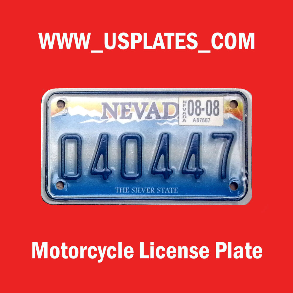how to get motorcycle license plate ontario