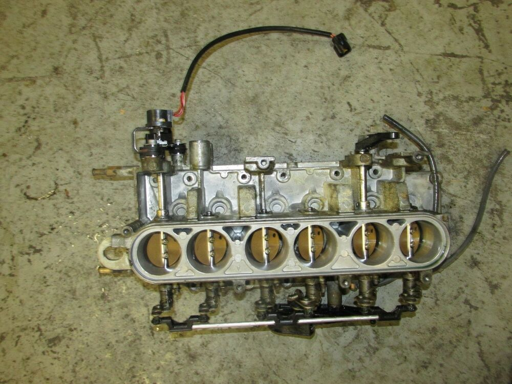 2003 yamaha outboard 250 hpdi z250txrb throttle body w for Yamaha 250 hpdi specs