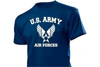 US Air Force Pilots USAF US Army T-Shirt Gr S-XXL WK2 WWII Navy Marines Seals