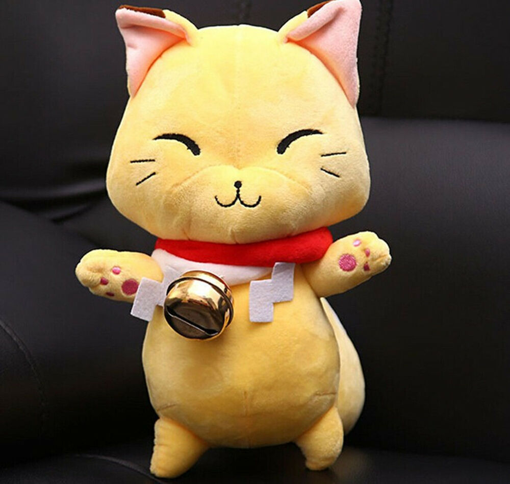 Japanese Plush Toys : Japanese anime gugure kokkurisann cute fox plush doll toy