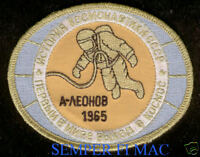 SOVIET CCCP ASTRONAUT SPACE HAT PATCH RUSSIAN AEO HOB 1965 NASA PIN UP GIFT WOW