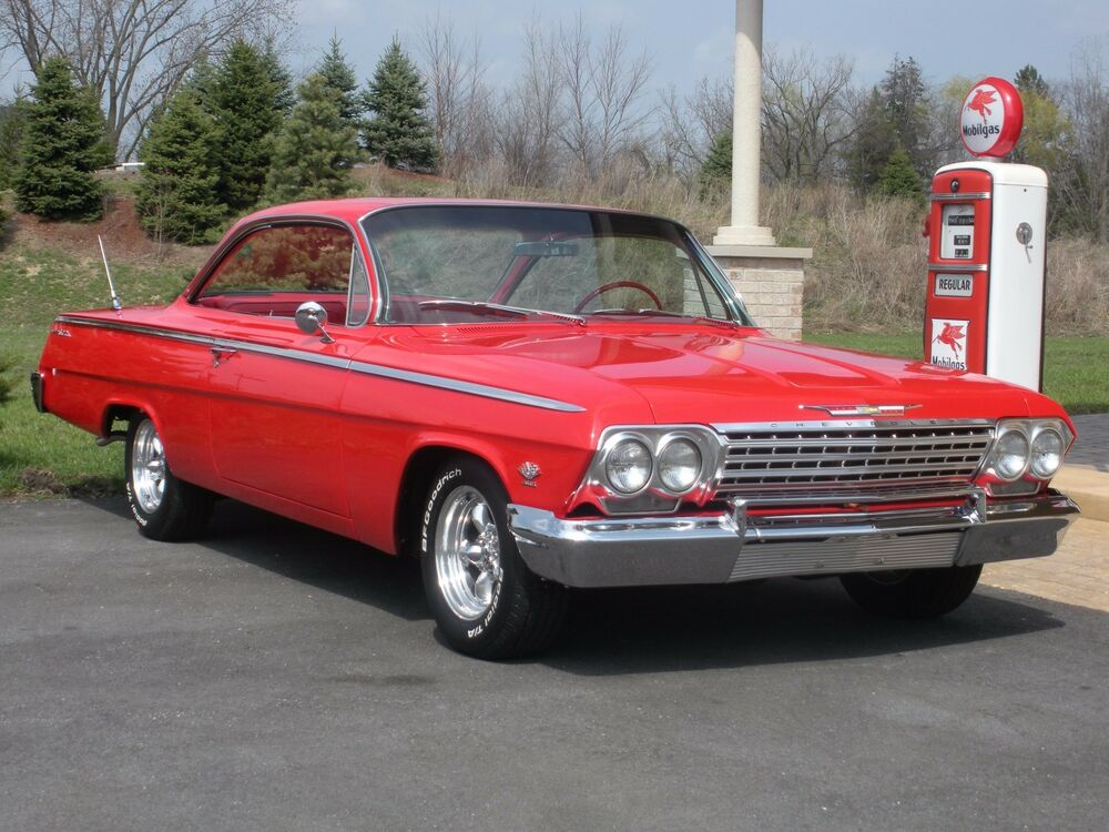 1963 CHEVY IMPALA (Red) POSTER 24 X 36 INCH eBay - 1963 Home Decor