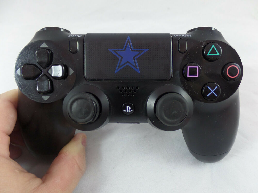 Playstation 4 Ps4 Controller Dallas Cowboys Touchpad Decal