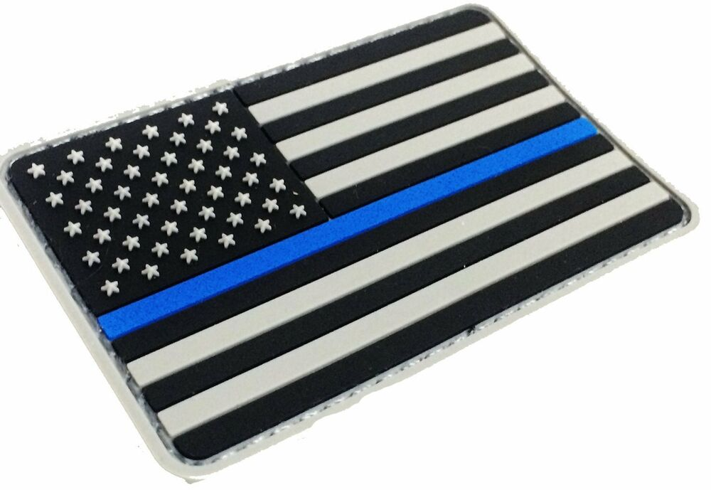 law enforcement american flag - photo #16